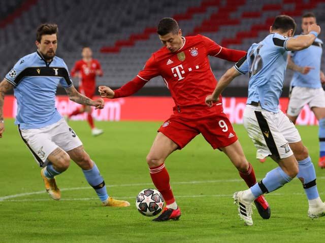 """Kết quả bóng đá Cúp C1, Bayern Munich - Lazio: """"Hùm xám"""" dạo chơi, nỗ lực đáng khen - 1"""