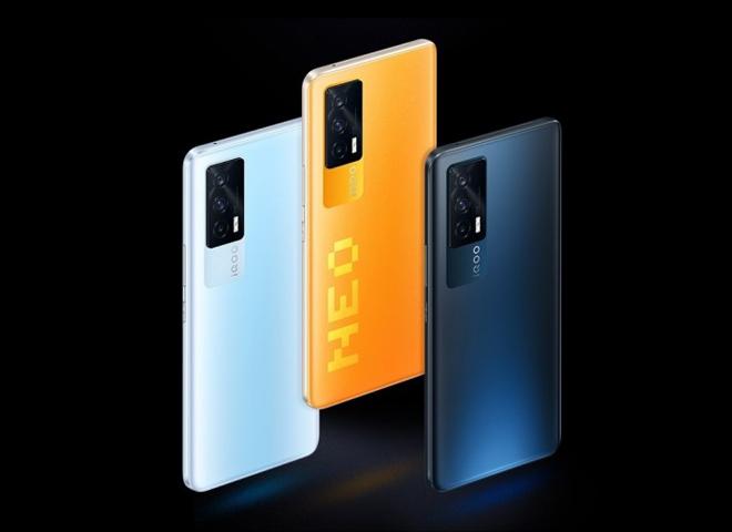 """Ra mắt điện thoại chơi game Vivo iQOO Neo 5 giá """"ngon"""", sạc siêu tốc 66W - 1"""