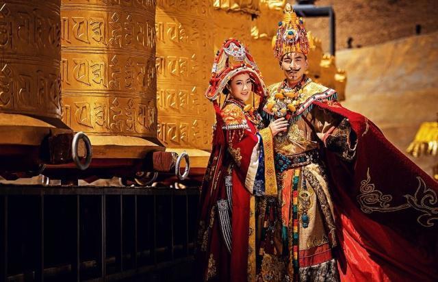 Vị vua đế quốc ở Tây Tạng đem 20 vạn quân đánh Trung Hoa, buộc vua nhà Đường gả công chúa - 1