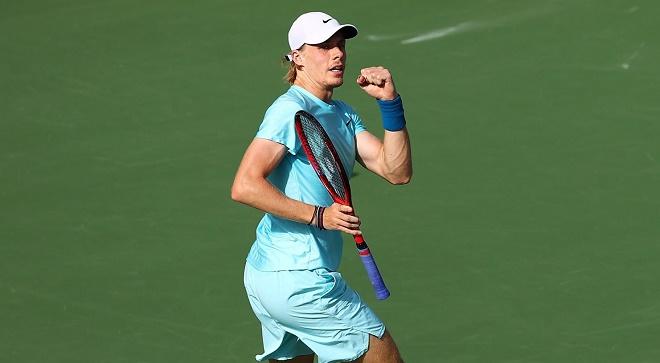 """Video tennis Shapovalov - Chardy: Bước ngoặt game bản lề, giải mã """"ngựa ô"""" - 1"""