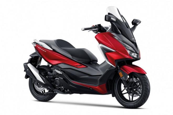Maxi scooter Honda Forza 250 2021 ra mắt, giá 136,8 triệu đồng - 1