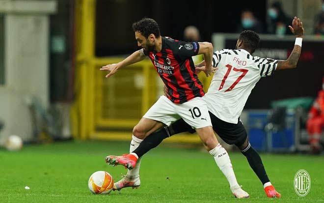 Kết quả bóng đá Europa League, AC Milan - MU: Chói sáng Pogba, nghẹt thở vào tứ kết - 1