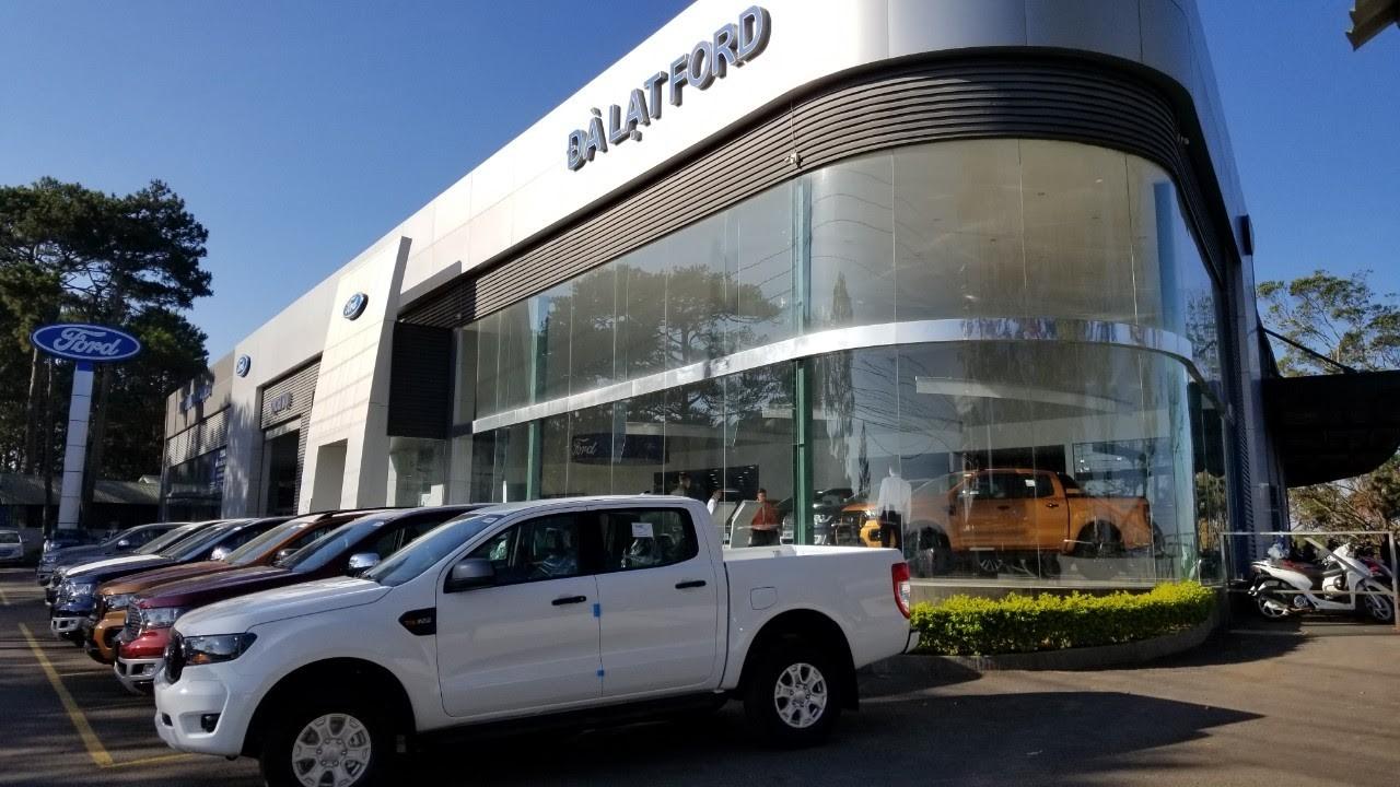 Sự kiện ra mắt chính thức mẫu SUV cỡ lớn Ford Everest Sport 2021 tại Đại Lý Đà Lạt Ford - 1