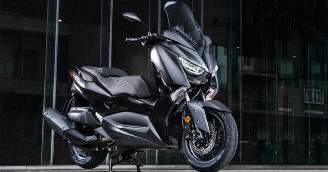 Thêm thông tin Yamaha XMAX 300 mới, đủ sức cân Honda Forza 350?