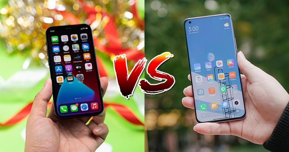 iPhone 12 mini vs Xiaomi Mi 11: Đâu là lựa chọn hợp lý khi cùng phân khúc giá? - 1