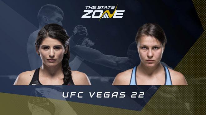 """Sao nữ UFC 2 lần ngất xỉu khi lên bàn cân, hụt đấu """"Gấu trúc hung hãn"""" - 1"""