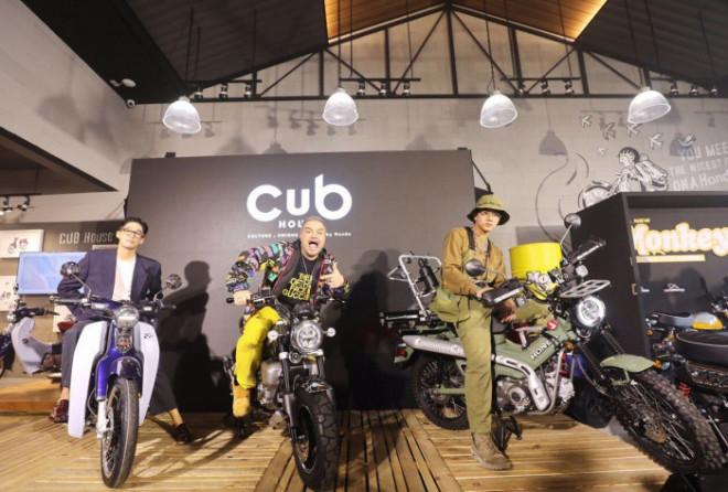 Hai mẫu xe CUB Honda Monkey và Honda C125 ra mắt, giá từ 63,6 triệu đồng - 1