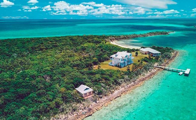 """Bên cạnh những hòn đảo trị giá cả triệu đô, trên thế giới thực tế vẫn có những hòn đảo """"rẻ như cho"""" với giá chỉ bằng… 1 căn hộ."""