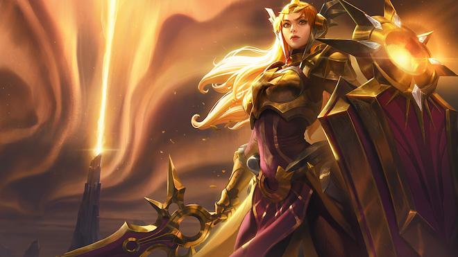 3 tướng mới của Tốc chiến 2.1b: Leona, Diana và Pantheon - 1