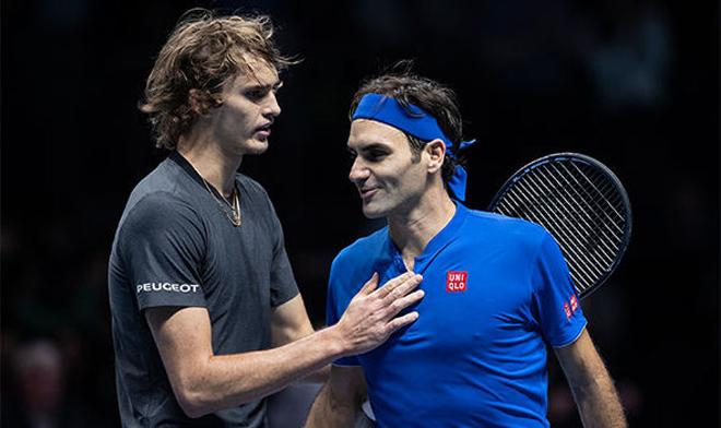 Bảng xếp hạng tennis 22/3: Federer nhận tin buồn sau phàn nàn của Zverev - 1