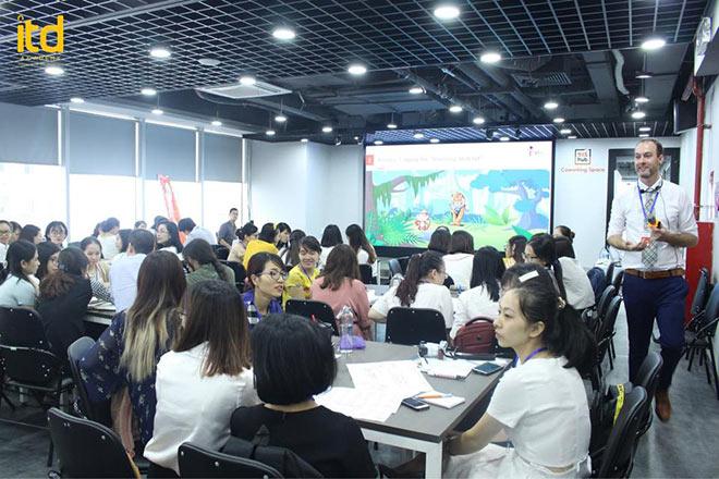 Lần đầu Việt Nam có chứng chỉ giảng dạy tiếng Anh chuyên biệt cho giáo viên mầm non, tiểu học - 1