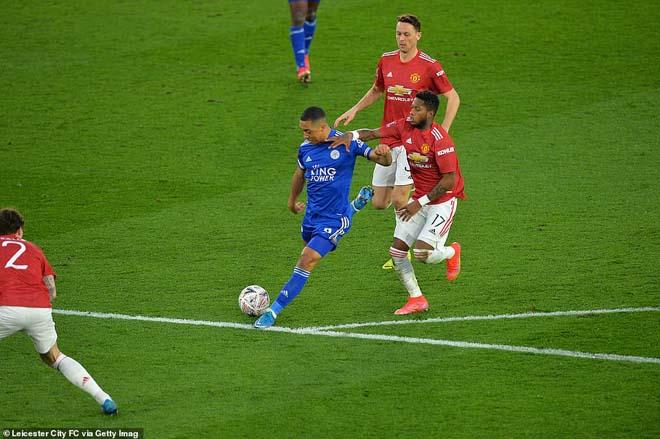 """MU thua Leicester, mất FA Cup: Solskjaer """"đánh rơi"""" 8 cúp, cuối mùa dễ trắng tay - 1"""