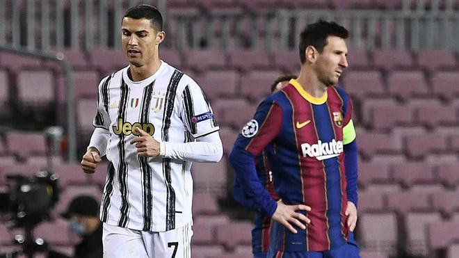 """Đua Giày vàng châu Âu: Messi bắt kịp Ronaldo vẫn """"hít khói"""" Lewandowski - 3"""