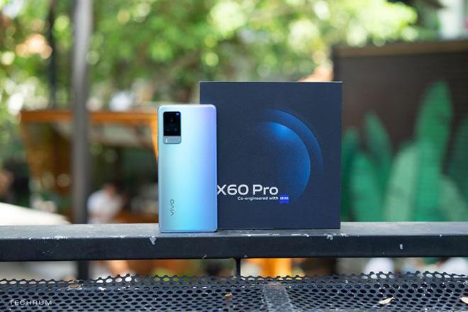 Vivo X60 và X60 Pro cấu hình ngon chốt ngày ra mắt tại Việt Nam - 1