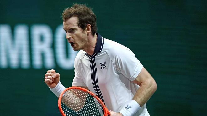 Andy Murray bay khỏi top 100 vẫn tự tin sẽ vô địch Wimbledon - 1