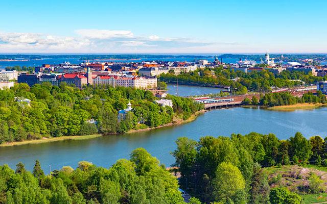 Phần Lan tiếp tục đứng đầu danh sách quốc gia hạnh phúc nhất 4 năm liên tiếp - 1