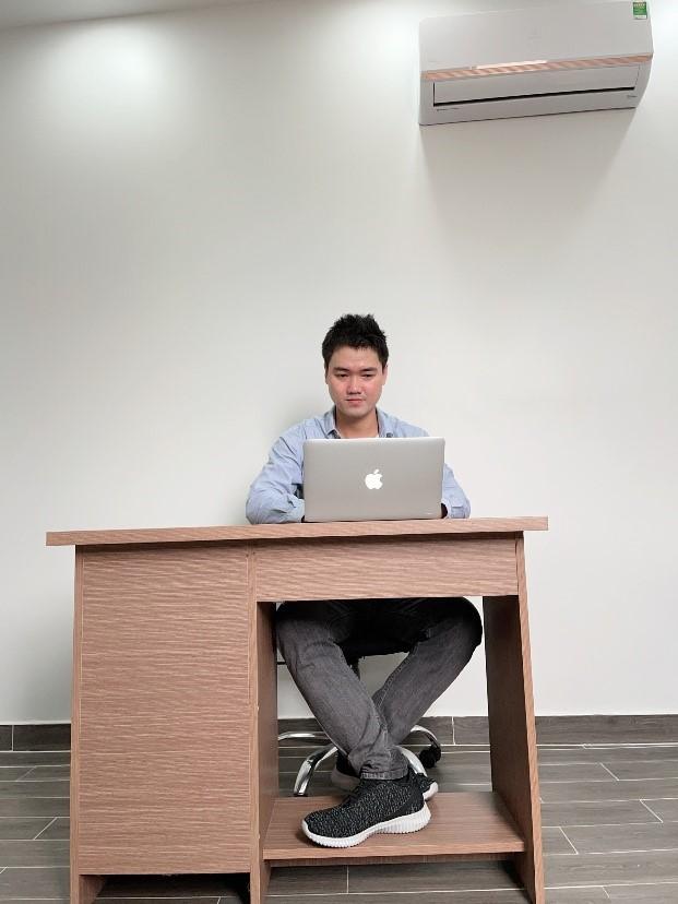 Trần Hoàng Nhật Hào - Chàng trai 8x đam mê khởi nghiệp với ngành truyền thông marketing - 1