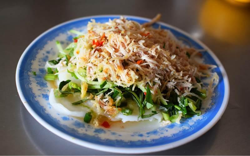 Bánh bèo bì Bình Dương: Món đặc sản từ gánh hàng rong - 1