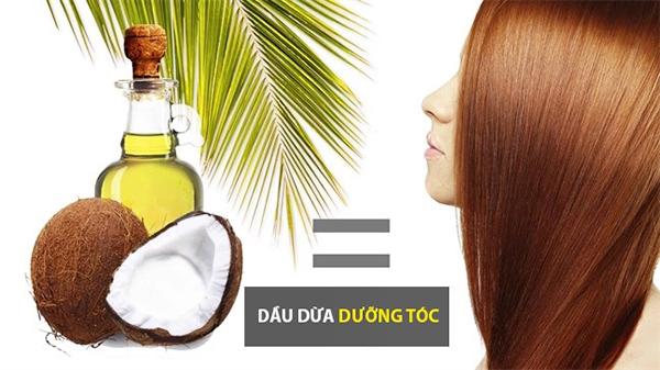 6 cách ủ tóc bằng dầu dừa giúp tóc nhanh dài bóng mượt - 1