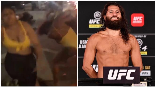 SAO UFC trả tiền để xem người đẹp cởi đồ, mặc bikini đánh nhau - 1