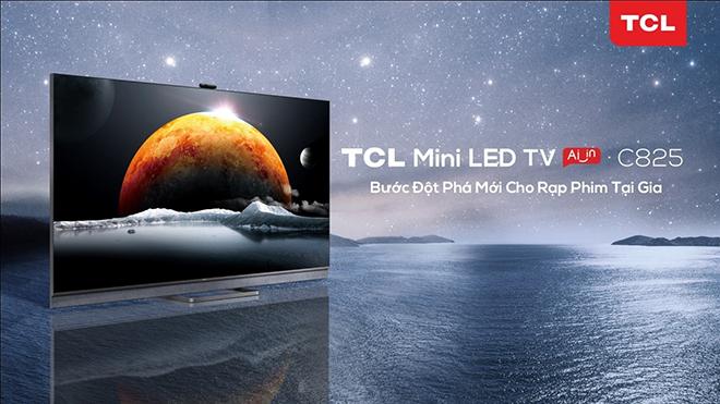 TCL ra mắt TV Mini-LED mới nhất và các sản phẩm cho ngôi nhà thông minh - 1