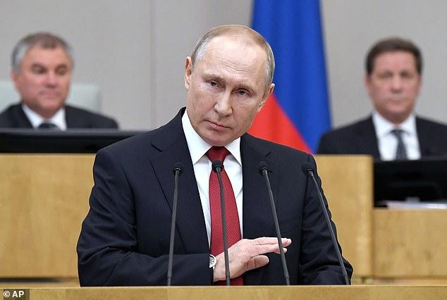 Hạ viện Nga mở đường để ông Putin có thể tiếp tục nắm quyền 15 năm nữa - 1
