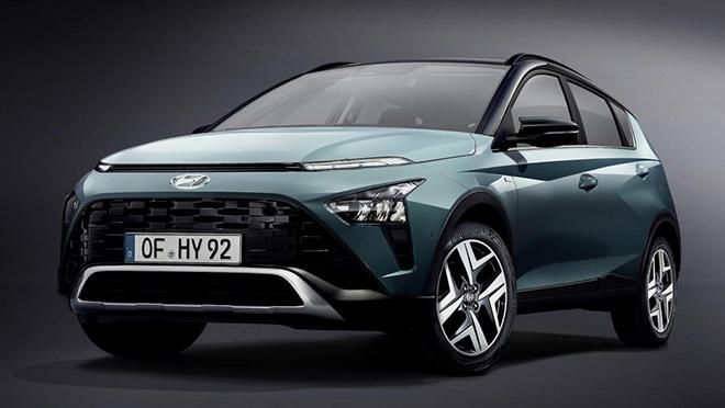 Hyundai Bayon 2021 chốt giá bán chính thức từ 457 triệu đồng - 1