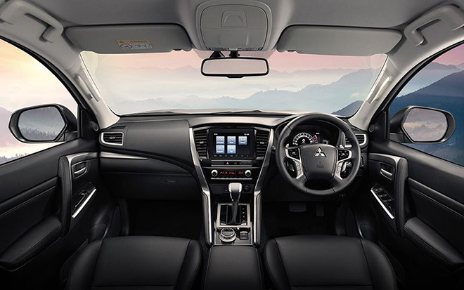 Ra mắt Mitsubishi Pajero Sport 2021 Passion Red Edition, giá từ 971 triệu đồng - 4