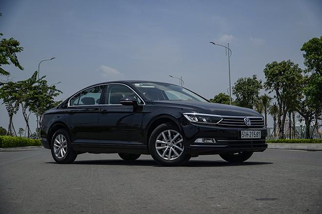 Trải nghiệm xe Volkswagen Passat, chiếc sedan dành cho người đam mê - 1