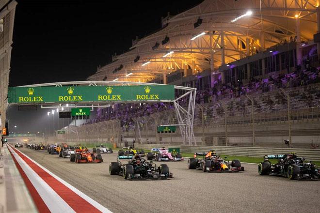 """Đua xe F1 2021 khởi tranh mùa giải """"sống chung"""" cùng Covid: Nóng từ Bahrain GP - 1"""