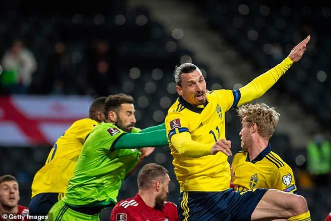 Ibrahimovic kiến tạo đỉnh cao, lập kỷ lục đáng nể trong ngày tái xuất ĐT Thụy Điển - 1