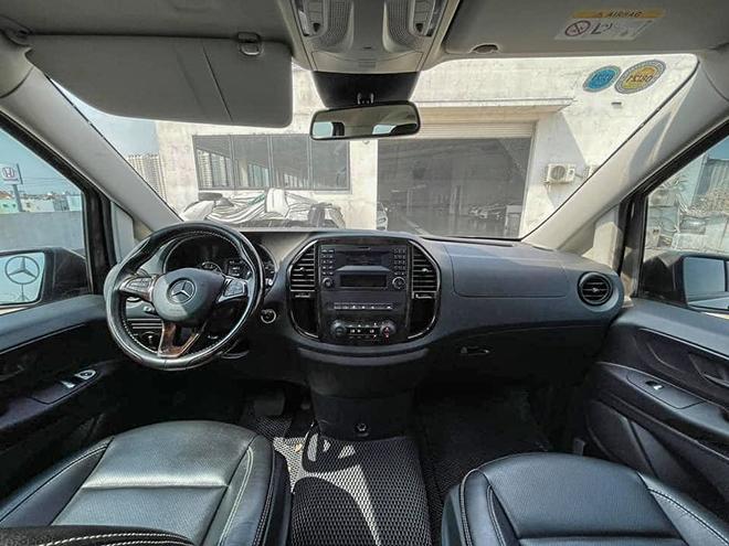 Mercedes-Benz Vito hàng hiếm sau 5 năm sử dụng rao bán hơn 1,5 tỷ đồng - 11