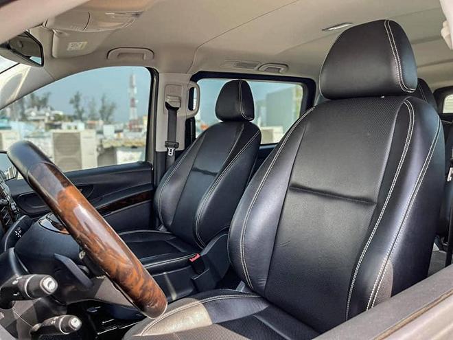 Mercedes-Benz Vito hàng hiếm sau 5 năm sử dụng rao bán hơn 1,5 tỷ đồng - 10