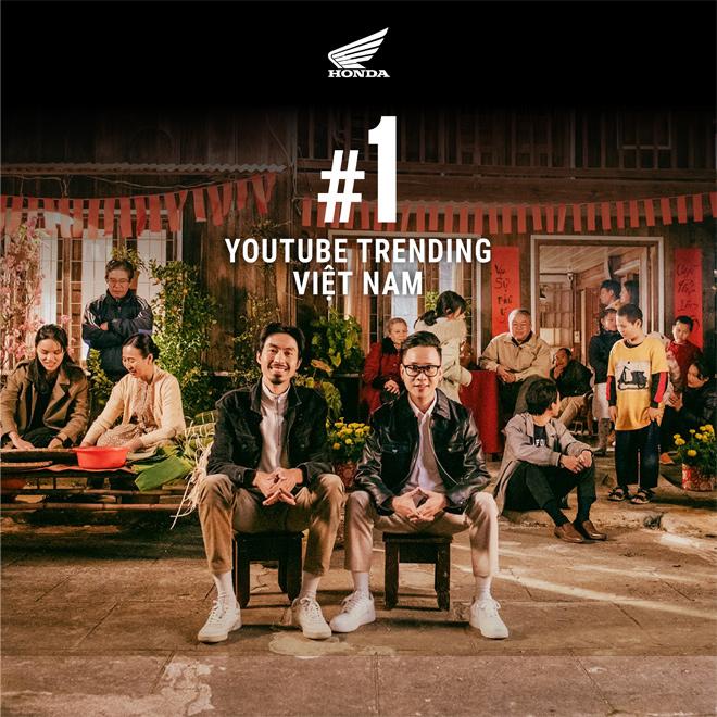 """Với gần 100 triệu lượt xem, Honda Việt Nam với Music video """"Đi về nhà"""" đã tạo nên cột mốc ấn tượng mới - 1"""