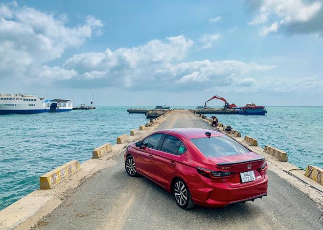 Đánh giá xe Honda City RS, thiết kế bắt mắt và cải thiện tốt cảm giác lái - 8