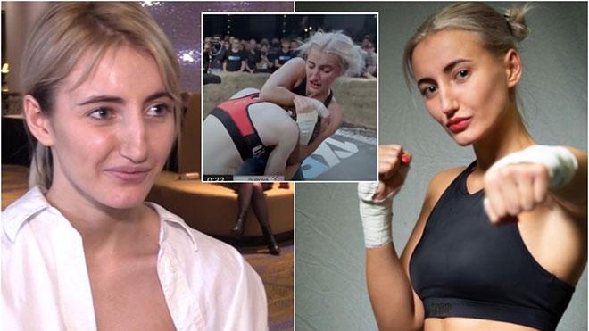 Nữ võ sỹ đẹp nhất Boxing Nga giải thích lý do chọn nghề dùng nắm đấm - 1