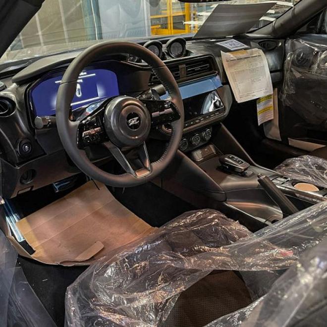 Nissan 400Z lộ ảnh thực tế, không quá khác bản ý tưởng nhiều - 4