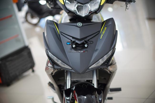 Yamaha MX King 150 tại Indonesia hay còn gọi là Yamaha Exciter 150 ở Việt Nam. Hiện nay đã có Yamaha Exciter 155 VVA thay thế cho bản 150cc nhưng ở Indonesia, MX King 150 vẫn tồn tại song hành và được cập nhật với bản màu vàng đen tuyệt đẹp.