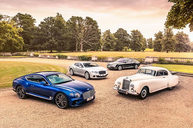 Bentley Bentayga Hybird chính là chiếc thứ 200.000 được xuất xưởng - 4