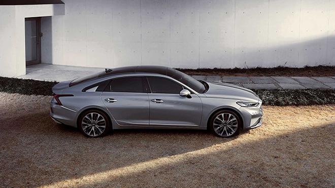 Kia K8 có giá bán chính thức từ 672 triệu đồng - 4