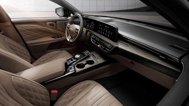 Kia K8 có giá bán chính thức từ 672 triệu đồng - 7