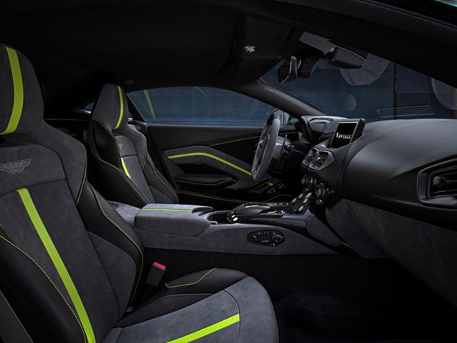 Aston Martin Vantage F1 Edition phiên bản đặc biệt trình làng - 6