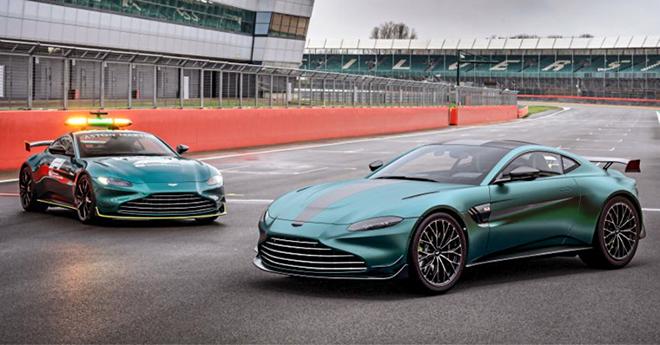 Aston Martin Vantage F1 Edition phiên bản đặc biệt trình làng - 3