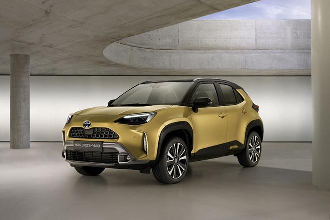 SUV mang hơi hướng việt dã Toyota Yaris Cross Adventure 2021 ra mắt - 1