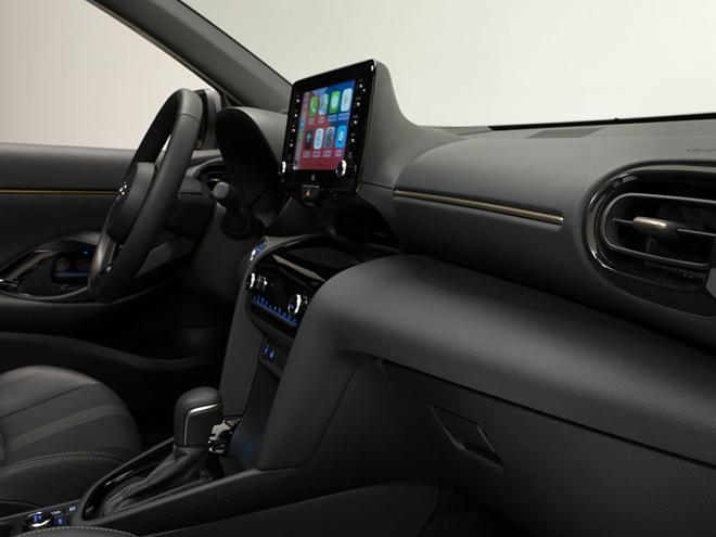 SUV mang hơi hướng việt dã Toyota Yaris Cross Adventure 2021 ra mắt - 8