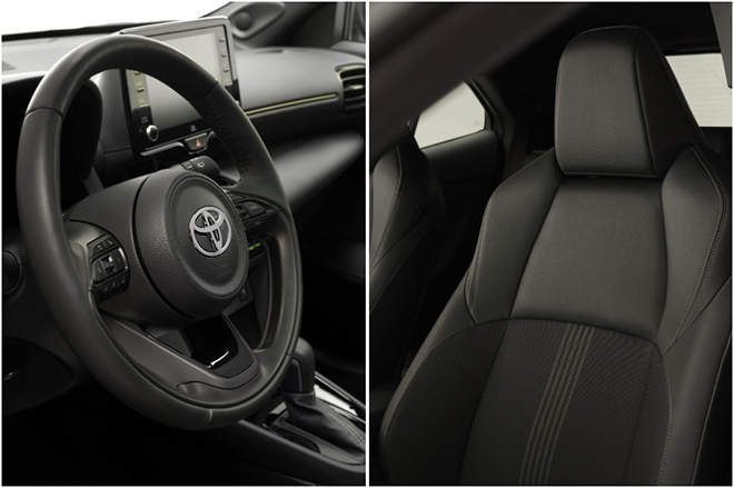SUV mang hơi hướng việt dã Toyota Yaris Cross Adventure 2021 ra mắt - 9