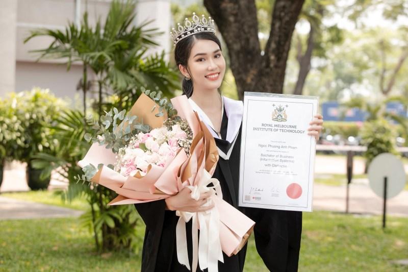 Bí quyết tăng size vòng 1 của nàng hậu tốt nghiệp thủ khoa trường RMIT - 1