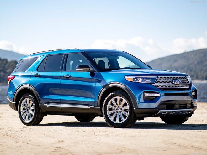 Ford Explorer 2021 được đại lý nhận đặt cọc, giá hơn 2,2 tỷ đồng - 3
