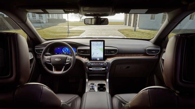 Ford Explorer 2021 được đại lý nhận đặt cọc, giá hơn 2,2 tỷ đồng - 4