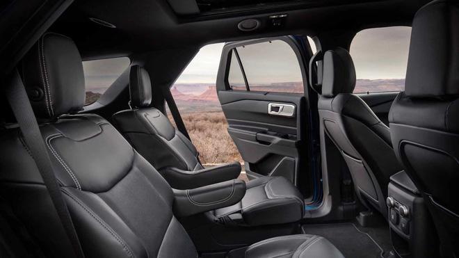 Ford Explorer 2021 được đại lý nhận đặt cọc, giá hơn 2,2 tỷ đồng - 9